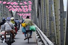 Cumpleaños del ` s de Buda en Vietnam Fotografía de archivo