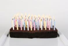 Cumpleaños grande Imágenes de archivo libres de regalías