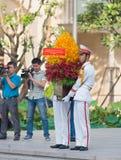Cumpleaños de Ho Chi Minhs, día festivo de Vietnam Imagen de archivo libre de regalías
