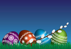 Cumprimento de Easter Imagens de Stock Royalty Free