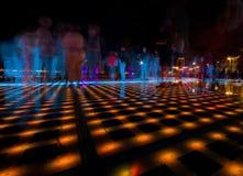 Cumprimentos ao Sun, Zadar, Croatia Imagens de Stock Royalty Free
