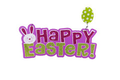Cumprimentos de Easter Fotos de Stock Royalty Free