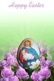 Cumprimentos de Easter Fotos de Stock
