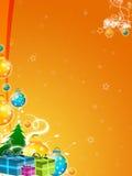 Cumprimentos do Natal Imagem de Stock Royalty Free