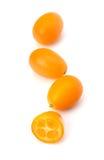 cumquat金桔 免版税图库摄影