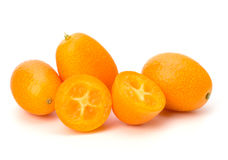Cumquat or kumquat Stock Photography