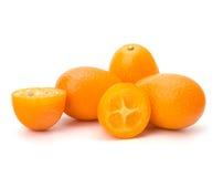 Cumquat lub kumquat Fotografia Royalty Free