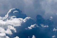 Cumulo 11 fotografie stock libere da diritti