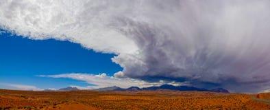 Cumulo-nimbus des USA 50 photos libres de droits