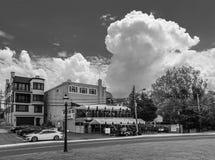 Cumulonimbus σύννεφο Στοκ Φωτογραφίες
