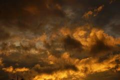 cumulonimbus Стоковые Изображения