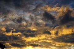 cumulonimbus Стоковые Изображения RF