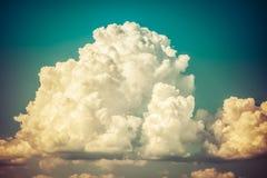 Cumulonimbus Stock Image