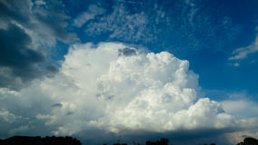 Cumulonimbus Calvus Stock Photography