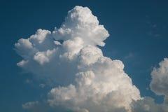 Cumulonimbus cloud Royalty Free Stock Photo
