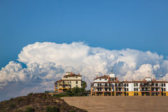 Cumulonimbus Cloud, Spain Royalty Free Stock Image