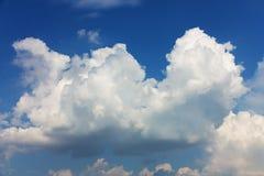 Cumulonimbus clouds Royalty Free Stock Photos