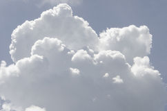 Cumulous Clouds Royalty Free Stock Photography