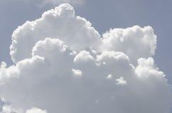 Cumulous moln Royaltyfri Fotografi
