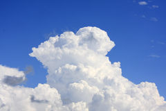 Cumulous001 Stock Images