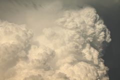 Cumulus 1 Royalty Free Stock Photography