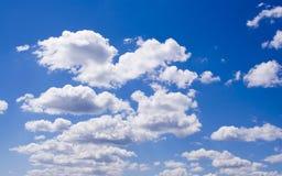 Cumulus Photographie stock