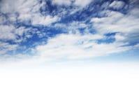 cumulus fotografering för bildbyråer