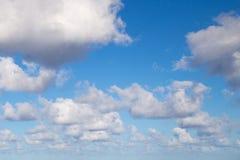 cumulus Zdjęcia Stock