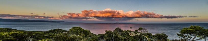 cumulus royaltyfria bilder