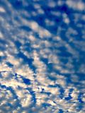 cumulus Royalty-vrije Stock Foto