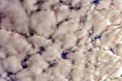 Cumulus photo stock