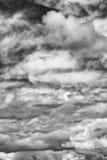 Cumulus photo libre de droits
