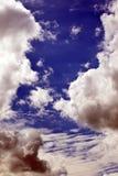 Cumulus chmura Obraz Stock