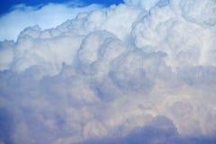 Cumulus chmura Zdjęcia Stock
