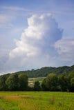 Cumulus chmura Obrazy Royalty Free