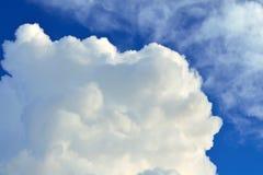 Cumulus chmura Fotografia Stock