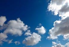 Cumulus chmury Obraz Stock