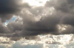 Cumulus chmury Fotografia Royalty Free
