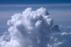 Cumulus chmury formacja Zdjęcie Stock