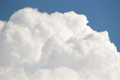 Cumulus cloud Royalty Free Stock Photos