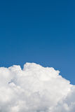 Cumulus Cloud Royalty Free Stock Photo
