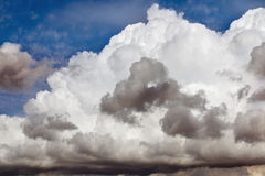 Cumulus cloud Stock Images