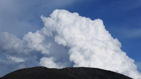 Cumulus Cloud Time Lapse