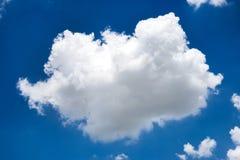 Cumulus cloud Royalty Free Stock Photos