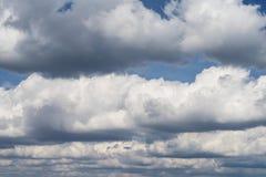 Cumulus Clouds Stock Photos