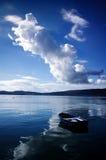 Cumulus congestus clouds Stock Photos
