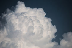 Cumulus Royalty Free Stock Images