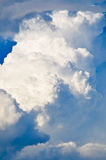 Cumulus nimbus Royalty Free Stock Photo