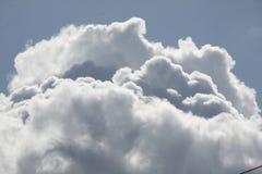 Cumuluswolk royalty-vrije stock foto's