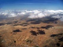 Cumuluswolken Royalty-vrije Stock Foto